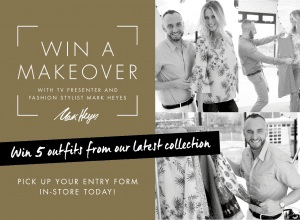 Bonmarche Win a make over competition